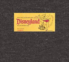 Vintage Disneyland, Junior ticket, tink, tinkerbell Unisex T-Shirt