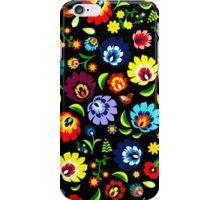 Hungarian Folk Pattern iPhone Case/Skin