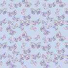 Moth Matrix in Lavender by ThistleandFox