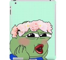 Pepe Spoiled Sweet iPad Case/Skin