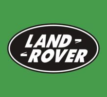 LAND ROVER by Thomas Barker-Detwiler