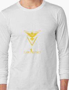 Team instinct supporter apparel Long Sleeve T-Shirt