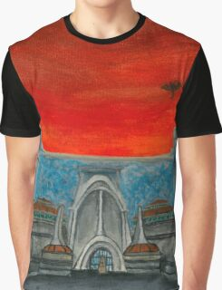 Ghostgate Graphic T-Shirt