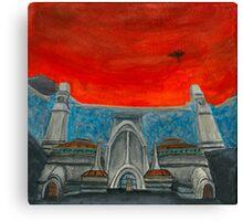 Ghostgate Canvas Print