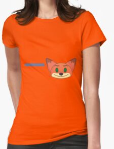 Its Called a Hustle Sweetheart Nick Wilde Womens Fitted T-Shirt