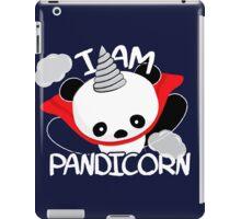 Funny Panda Pandicorn iPad Case/Skin