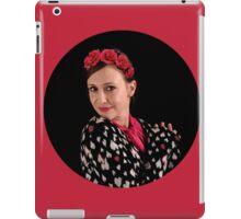 Queen Farmiga iPad Case/Skin