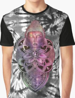 Color Zen Tie Dye Graphic T-Shirt