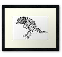 Rare Guar Framed Print
