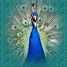 Peacock Splendor by Delights