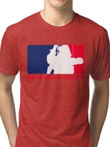 Major League Archers Tri-blend T-Shirt