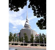 Temple of the Community of Christ, Independence, Missouri Photographic Print
