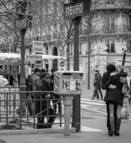 Parisian Love Sticker