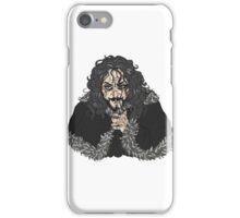 Sirius Black Sticker iPhone Case/Skin
