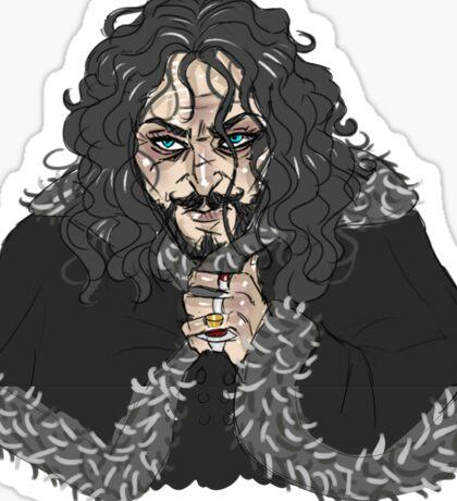 Sirius Black Sticker Sticker