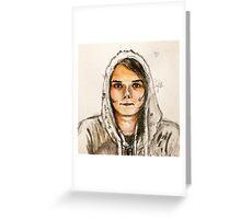 Comic Con Gerard 2016 Greeting Card
