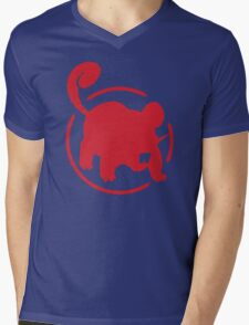 Team Ratatta Mens V-Neck T-Shirt