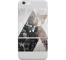 City Triangle iPhone Case/Skin