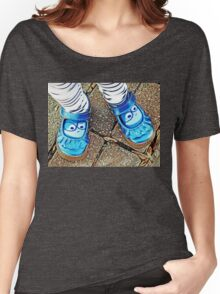 Blue Shoes Women's Relaxed Fit T-Shirt