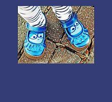 Blue Shoes Unisex T-Shirt