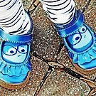 Blue Shoes by Susan Werby