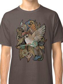 Clockwork Sparrow Classic T-Shirt