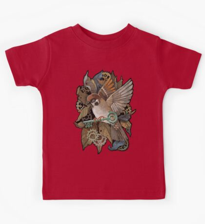 Clockwork Sparrow Kids Clothes