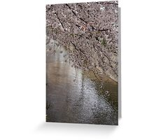 Ten thousand petals Greeting Card