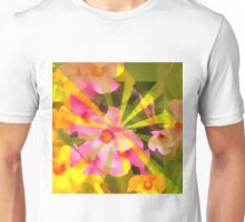 Sun-kissed Floral Unisex T-Shirt