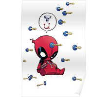dead pool Poster