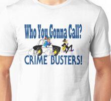 Crime Busters Unisex T-Shirt