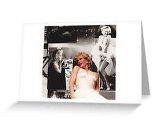 Gillian Monroe Greeting Card