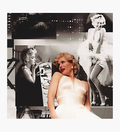 Gillian Monroe Photographic Print