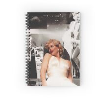 Gillian Monroe Spiral Notebook