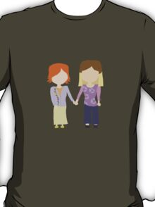 You're My Always - Willow & Tara Stylized Print T-Shirt