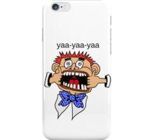 Yaa-Yaa-Yaa iPhone Case/Skin