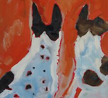 Luvy Duvys # 3 by leanne kremp