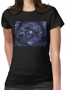 The Oracle Womens Fitted T-Shirt