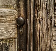 Schoolhouse Door by Susan Nixon