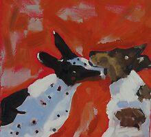 Luvy Duvys # 1 by leanne kremp