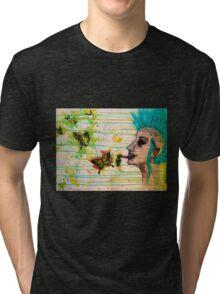 Chrysalis Cacophony  Tri-blend T-Shirt