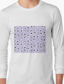 Eye for Lilac Long Sleeve T-Shirt