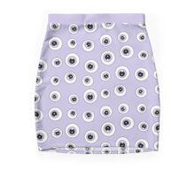 Eye for Lilac Mini Skirt