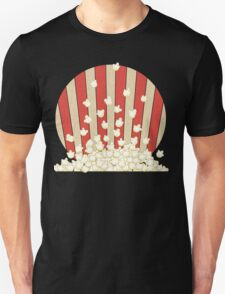 Popcorn Pop Art T-Shirt