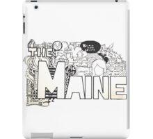 The Maine iPad Case/Skin