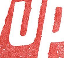 7up Stamp Sticker