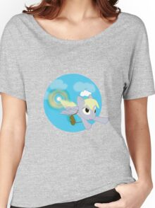 Sonic Derpyboom Women's Relaxed Fit T-Shirt