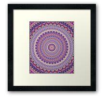 Mandala 138 Framed Print