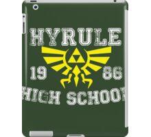 Hyrule High iPad Case/Skin