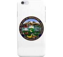 Seal of Bridgeport iPhone Case/Skin